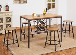 acme furniture dora counter height dining table u0026 reviews wayfair