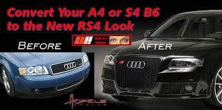 audi b6 kit tuning performance products and kit styling for the audi a4 b6