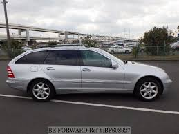 mercedes c class station wagon used 2002 mercedes c class c240 station wagon gf 203261 for