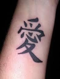 18 awesome japanese kanji wrist tattoos