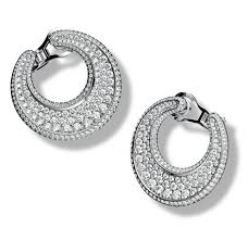 piaget earrings chopard imperiale white gold diamond ring 827861 1210