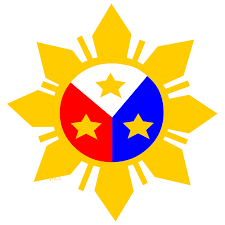 Flag With Yellow Star Philippines Star Clipart