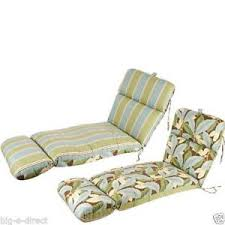 Replacement Cushions For Patio Chairs Patio Cushions Chair Replacement Seat Seat Ebay