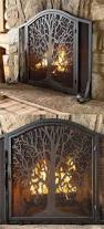 fireplace vintage fireplace design with peacock fireplace screen