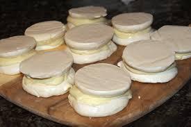 meringue cookies laskonky recipe slovak cooking
