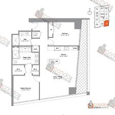 viceroy floor plans icon brickell viceroy unit 3410 condo for rent in brickell