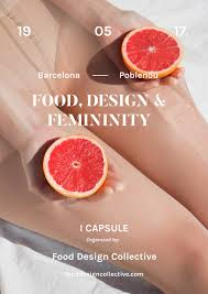 exploring food design u0026 femininity with the food design