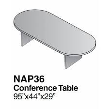 8 Foot Conference Table by 8 Foot X 44 Inch Racetrack Conference Table Espresso