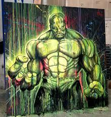 hulk smash painting shane grammer official website