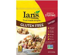 gluten free stuffing recipe for thanksgiving taste test gluten free stuffings food network food network