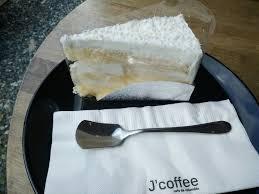j de cuisine เค กมะพร าว ร าน j coffee เล ยบด วนเอกม ย รามอ นทรา ก อนถ งซ