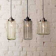 Jar Pendant Light Pendant Lighting Ideas Glass Jar Pendant Light Large
