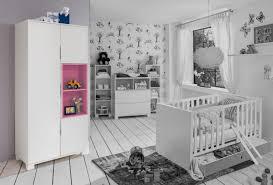 chambre bébé blanc armoire 3 portes joris chambre bebe blanc