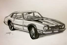 classic cars drawings owings art studio classic car drawings