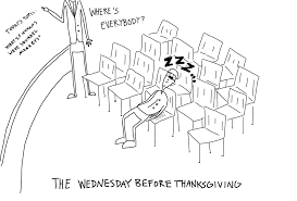 wednesday before thanksgiving the daily texan