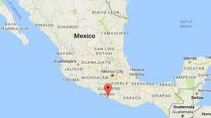 Leon Mexico Map by Armed Men Kill 6 People Including 2 Children In Southern Mexico