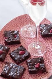 Dark Chocolate Raspberry Brownies by Raspberry Fudge Brownies What U0027s Gaby Cooking