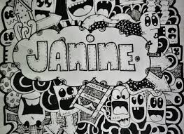 doodle with name simple doodle name doodle name wall graffiti