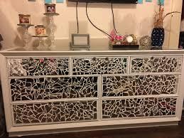 Mirrored Furniture Online Diy Mirrored Dresser Youtube