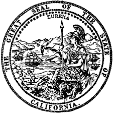 california state flower coloring page images