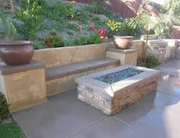 Pictures Of Backyard Fire Pits Fire Pit Pictures Gallery Landscaping Network