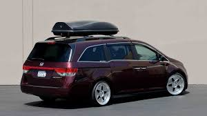1000hp minivan instead if that hp number is actually accurate 2014 honda odyssey t182 monterey 2016
