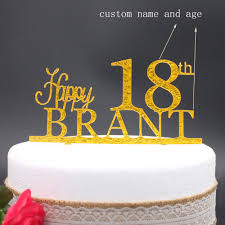 happy birthday cake topper picture more detailed picture about