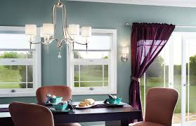 Window Treatments For Bay Windows In Dining Rooms Curtains For Dining Room Ideas