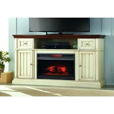 electric fireplace tv stand with bluetooth corner lowes menards