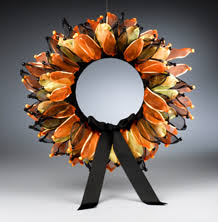 ribbon wreath happy ribbon wreath favecrafts