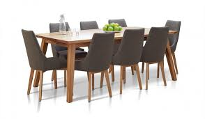 modern kew 9 piece dining table and chairs focus on furniture