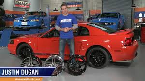 2010 Mustang Black Rims Mustang 2010 Style Gt500 Wheels 94 04 Review Youtube