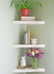 Hanging Floating Shelves by Best 10 Diy Corner Shelf Ideas On Pinterest Corner Shelf