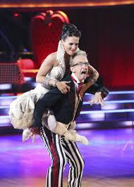 Hit The Floor Controversy Dance - dancing with the stars u0027 week two recap