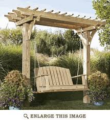 wedding arch blueprints easy swinging arbor with swing convert our wedding arbor to a