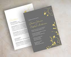 Wedding Cards Invitation Designs Simple Wedding Invitation Design Vertabox Com