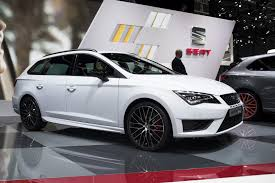 2015 seat leon st cupra 280 is a great family oriented hatch