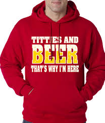 u0026 beer that u0027s why i u0027m here funny hoodie