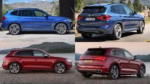 q5 vs bmw x3 benim otomobilim 2018 bmw x3 vs 2018 audi q5 interior exterior