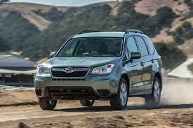 green subaru forester 2014 2014 motor trend suv of the year subaru forester photo u0026 image