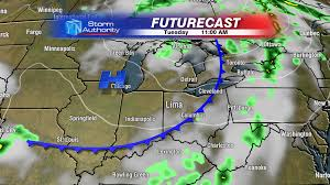 Weather Fronts Map Watching For Severe Weather Wednesday Beyond The Studio
