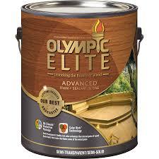 shop olympic elite tintable brown base semi transparent semi solid