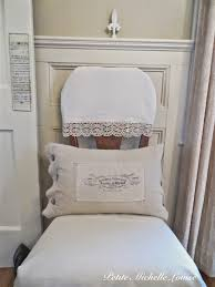 Diy Dining Room Chair Covers Petite Michelle Louise Diy Dining Room Chair Back Covers