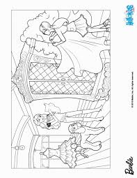 barbie fashion fairytale coloring pages millicent magical