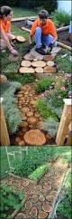cheap ideas for garden paths pinterest kids garden ideas small edging for flower beds home