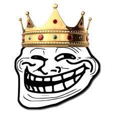 Troll Meme Generator - king troll blank template imgflip
