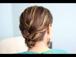 tuck in hairstyles french braid tuck diy hairstyles cute girls hairstyles youtube