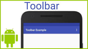 android toolbar tutorial how to add a toolbar android studio tutorial