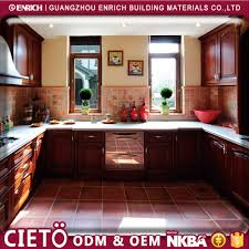 Mobile Home Kitchen Cabinet Doors by Contemporary Modern Big Kitchen Molave Wooden Craft Cabinet Glass