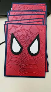 Invitations And Cards Sharon It With You Spider Man Invites And Thank You Cards Card